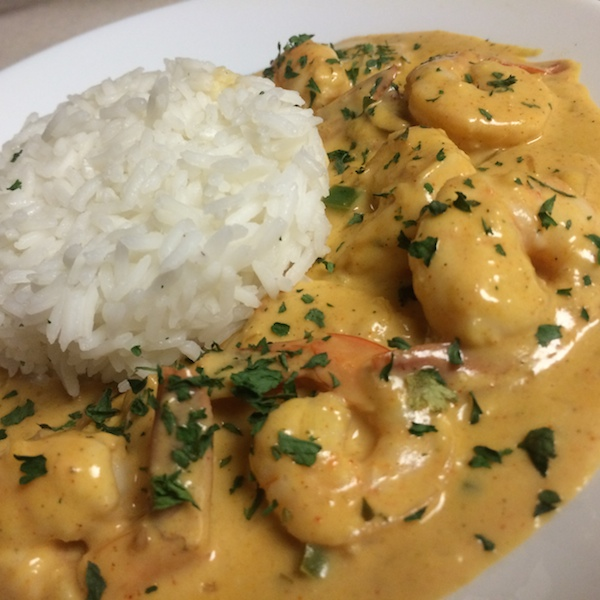 How to cook Shrimp étouffée
